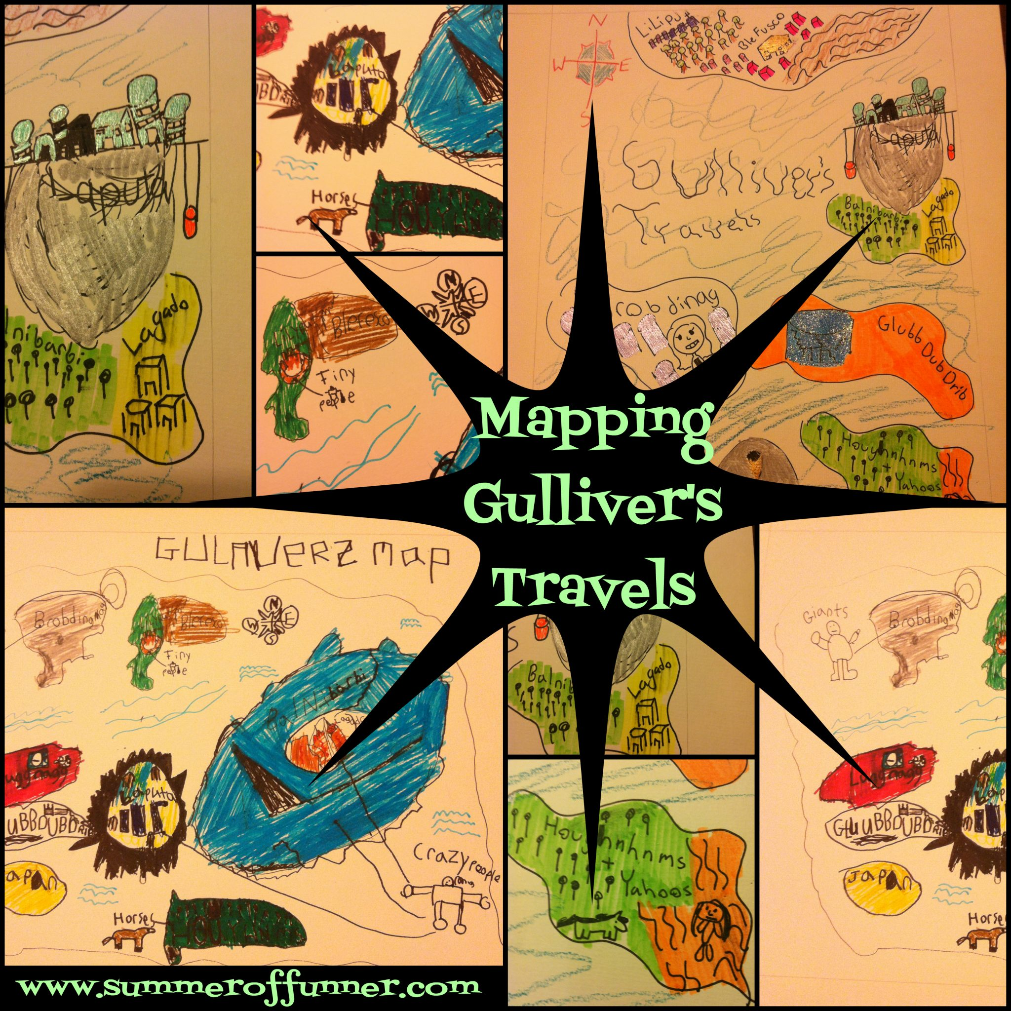analysis of gulivers travels Gulliver washes ashore on lilliput and attempts to prevent war between that tiny kingdom and its equally gulliver's travels passed see full summary.