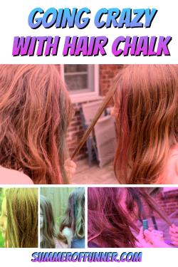 Featured Hair Chalk