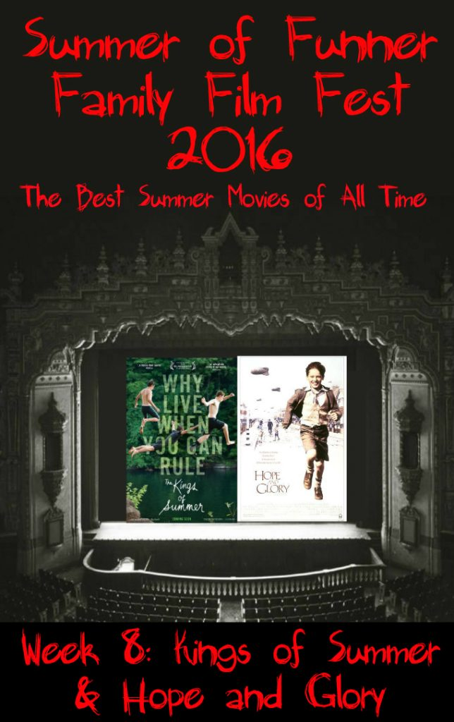 Summer Film Festival Week 8