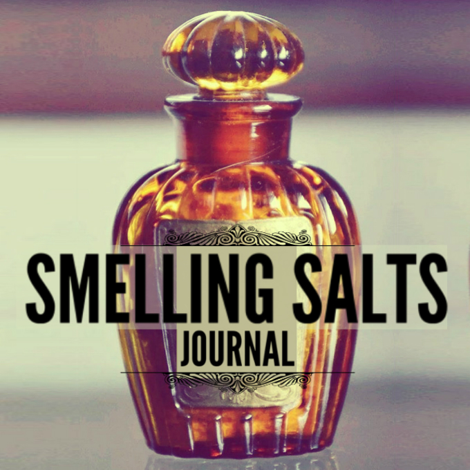 Smelling Salts Journal Square Logo