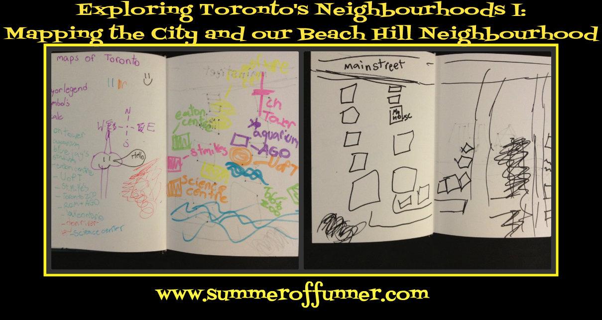 Exploring Torontos Neighbourhoods 1
