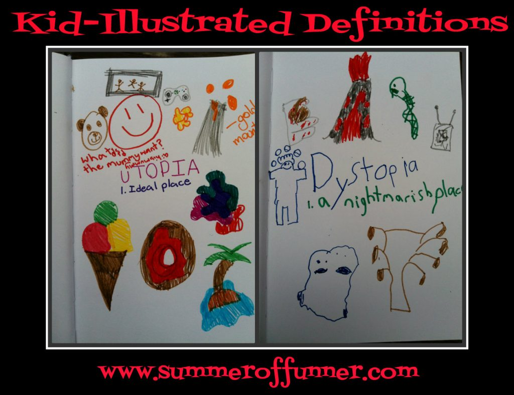 Kid-Illustrated Definitions