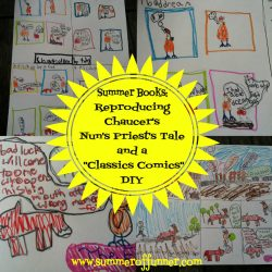 summer-books-reproducing-chaucers-nuns-priests-tale-and-a-classic-comics-diy