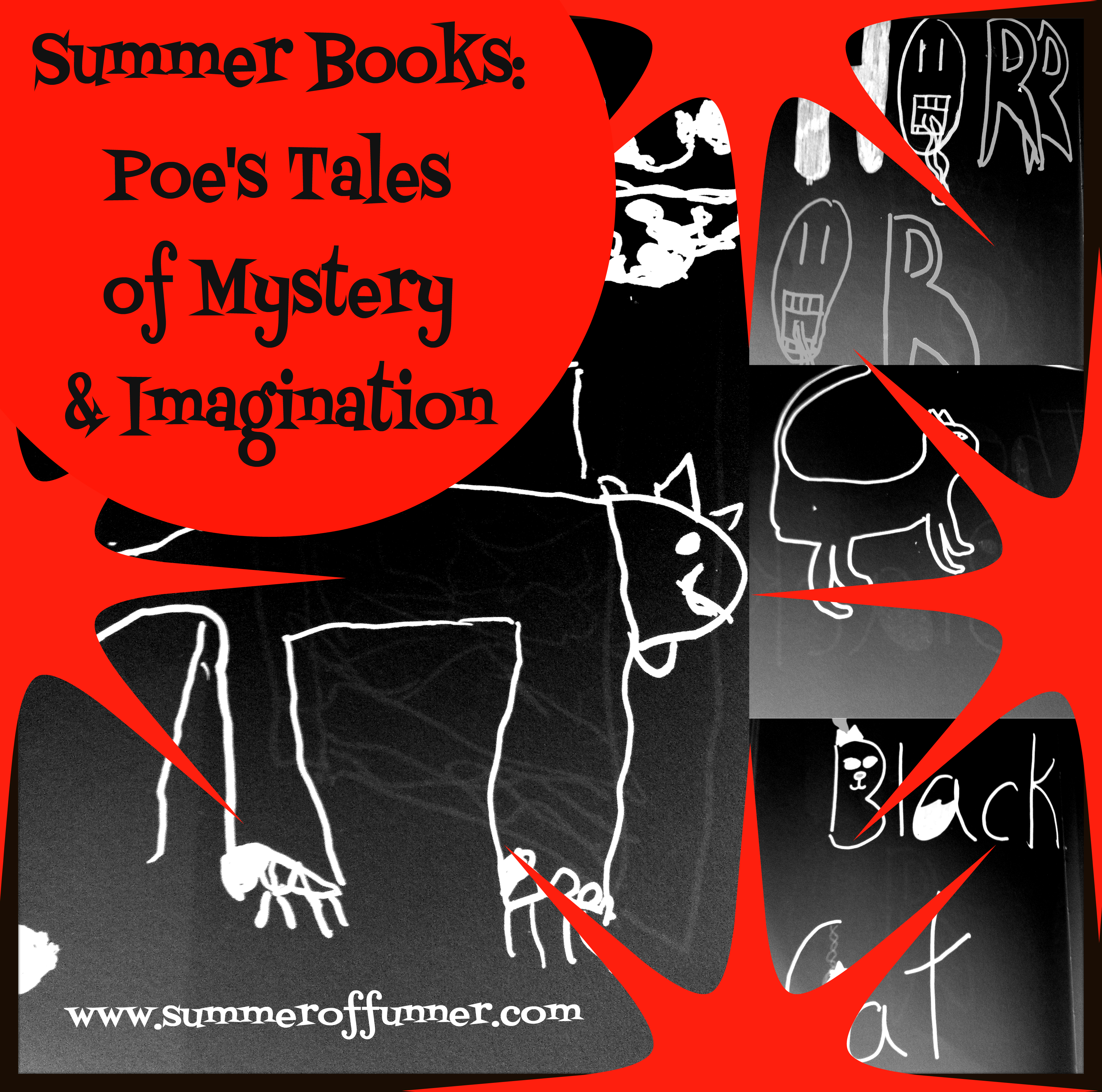Summer Books Poe's Tales of Mystery and Imagination