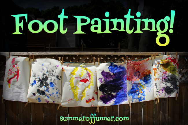 Foot Painting