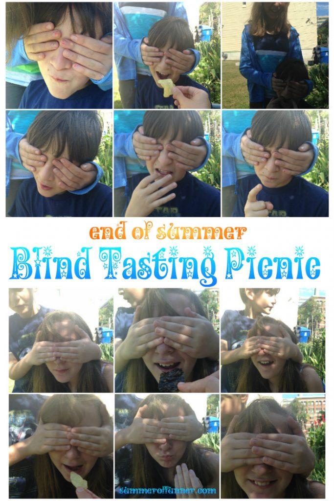 End of Summer Blind Tasting Picnic