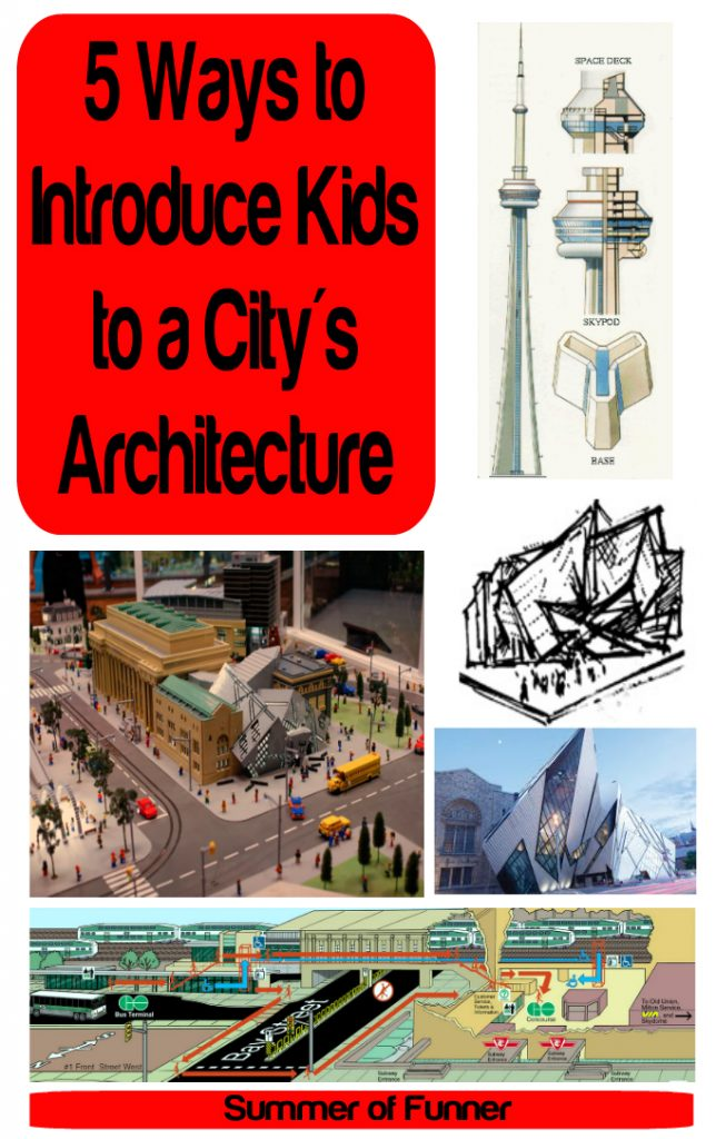 Five Ways to Introduce Kids to a City's Architecture