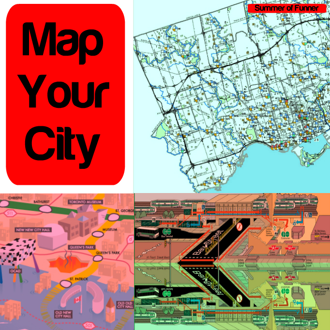Map Your City