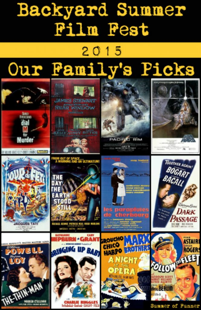 Backyard Summer Film Fest Our Family's Picks for Movies to Watch in the Backyard before School Starts