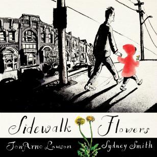 Sidewalk Flowers 309