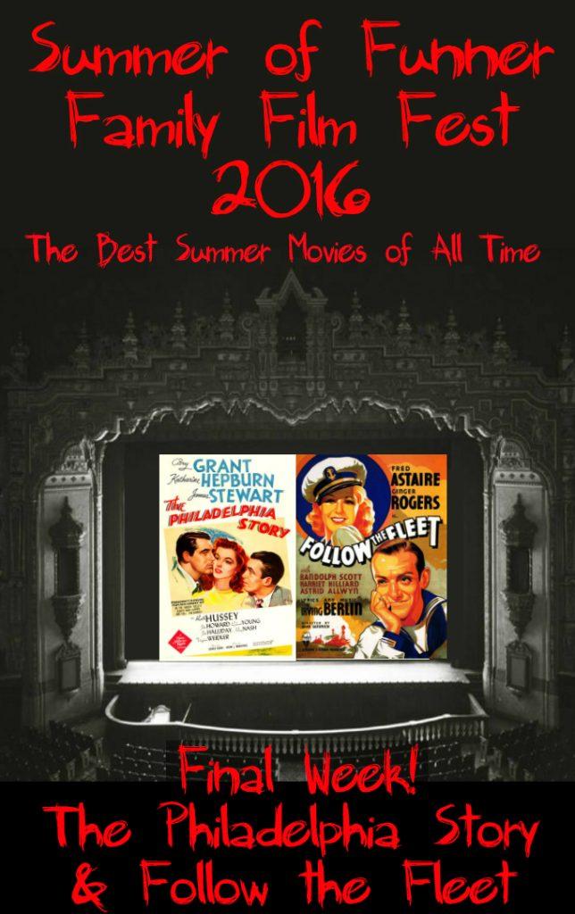 Summer Film Fest Final Week