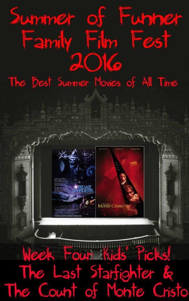 Summer Film Fest Week 4 Kids Picks