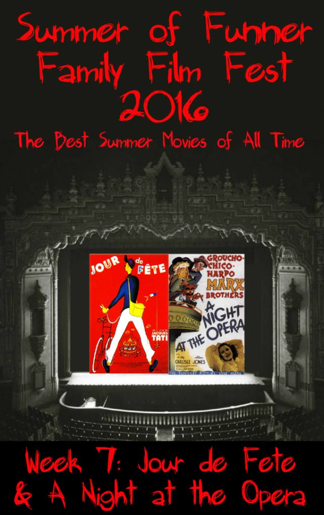 Summer Film Fest Week 7