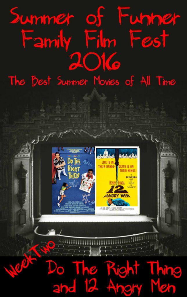 Summer of Funner Filmfest Week 2