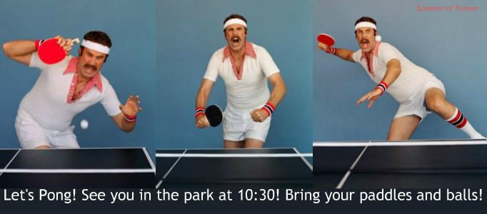 Let S Pong Playing Ping Pong In Toronto S Public Parks
